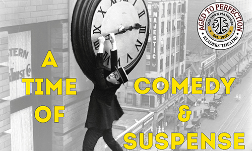 Aged to Perfection - A Time of Comedy and Suspense - Readings