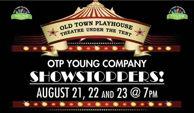 Young Company SHOWSTOPPERS! - Theatre under the Tent