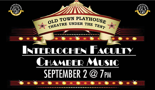 Interlochen Faculty Chamber Music - Theatre under the Tent