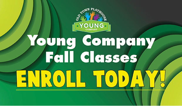 Young Company Fall Classes