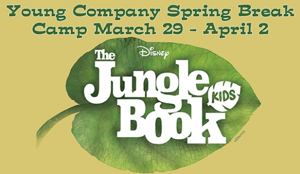 Young Company Spring Break Camp - Disney's The Jungle Book Kids