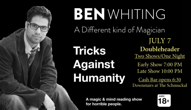 Ben Whiting - Tricks Against Humanity